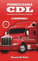 Pennsylvania Commercial Drivers License Permit Test