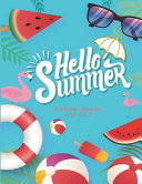 Hello Summer: Academic Planner 2019-2021