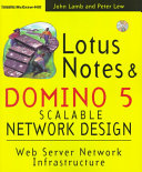 Lotus Notes and Domino 5 Scalable Network Design