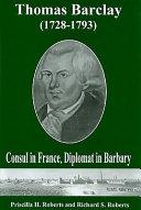 Pdf Thomas Barclay (1728-1793) Telecharger