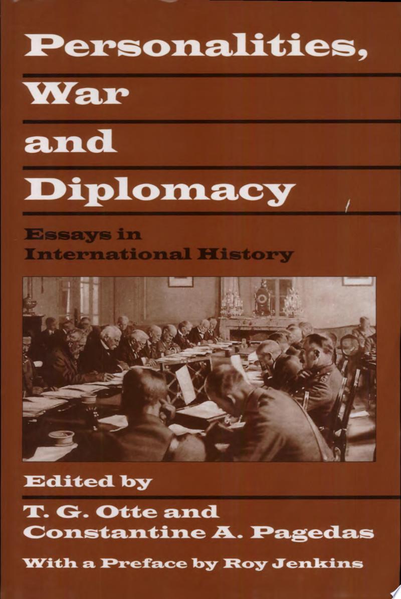 Personalities, War and Diplomacy banner backdrop