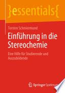 Einführung in die Stereochemie