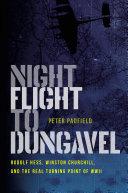 Night Flight to Dungavel