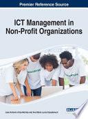 Ict Management In Non Profit Organizations
