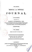 The Medical and Physical Journal Book