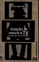 Mediações na produção de TV ebook