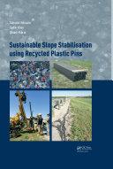 Sustainable Slope Stabilisation using Recycled Plastic Pins [Pdf/ePub] eBook