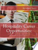 Hospitality Career Opportunities