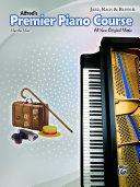 Premier Piano Course  Jazz  Rags   Blues 6