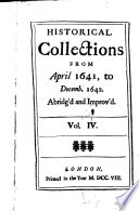 Mr Rushworth S Historical Collections PDF