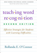 Teaching Word Recognition, Second Edition