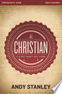 Christian Participant s Guide Book
