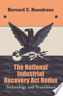The National Industrial Recovery Act Redux