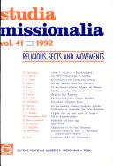 Les sectes et mouvements religieux