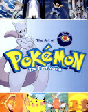 The Art of Pokemon The First Movie