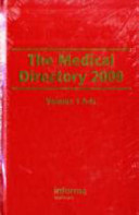 The Medical Directory 2009