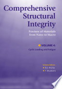 Comprehensive Structural Integrity  Cyclic loading and fatigue