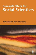 Research Ethics for Social Scientists