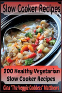 Slow Cooker Recipes Book PDF