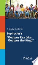 A Study Guide for Sophocles's