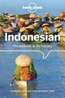 Lonely Planet Indonesian Phrasebook And Dictionary Book