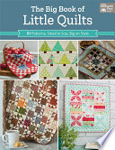 The Big Book of Little Quilts Book PDF