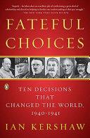 Fateful Choices Pdf/ePub eBook