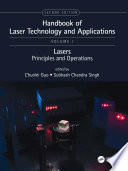 Handbook of Laser Technology and Applications Book
