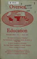 Oversea Education Book