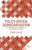 Pdf Policy-Driven Democratization Telecharger