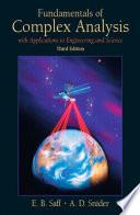 Fundamentals of Complex Analysis