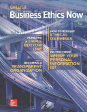 link to Business Ethics Now in the TCC library catalog