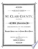 History of St  Clair County  Illinois