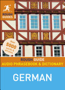 Rough Guide Audio Phrasebook and Dictionary   German