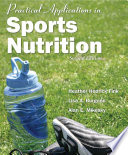 Practical Applications In Sports Nutrition Book