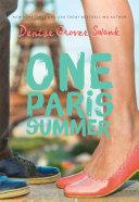 One Paris Summer Pdf/ePub eBook