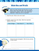 Read & Succeed Comprehension Level 2: Main Idea & Details Passage and Questions