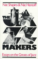 The Jazz Makers Book
