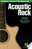 Acoustic Rock   Guitar Chord Songbook