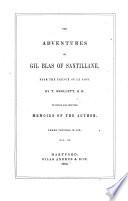 The Adventures of Gil Blas of Santillane