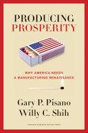 Producing Prosperity ebook