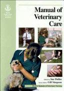BSAVA Manual of Veterinary Care
