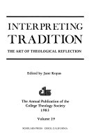 Interpreting Tradition