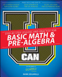 U Can  Basic Math and Pre Algebra For Dummies