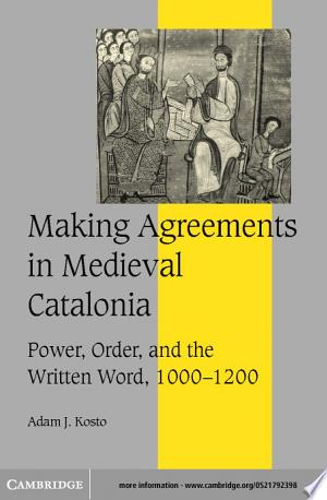 Read FreeMaking Agreements in Medieval Catalonia Online Books - Read Book Online PDF Epub