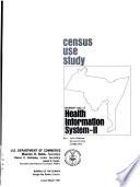 Health Information System-II