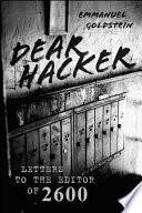 Dear Hacker