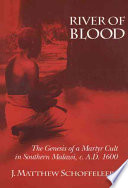 River of Blood Book