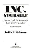 Inc  Yourself