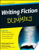 Writing Fiction For Dummies Book